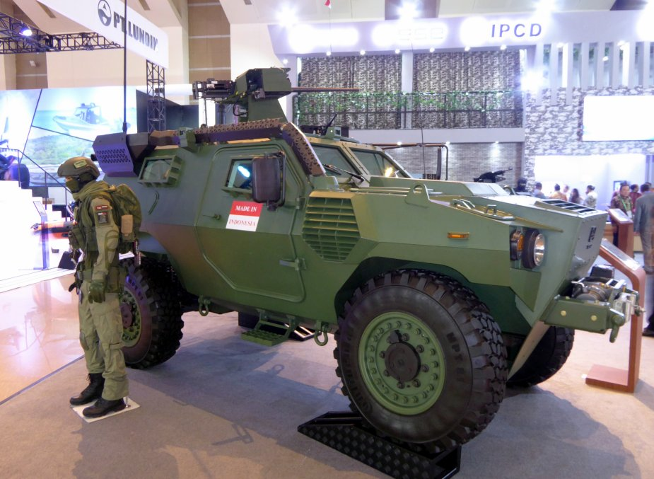 IndoDefence 2018 8th edition taking place in Jakarta 4