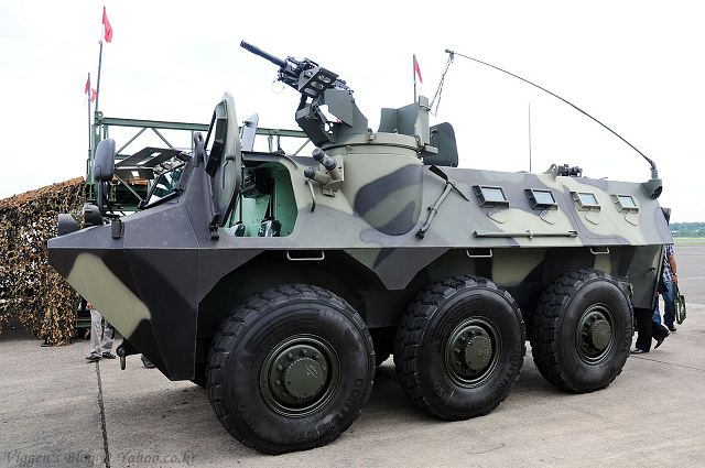 Pindad will also provide 31 Anoa APCs worth Rp 250 billion.