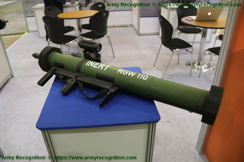 RGW_110_Dynamit_Nobel_Defence_anti-tank_