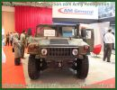 At DSA 2012, the American Company AM General has introduced a new right-hand drive for the sixth generation, expanded-capability HMMWV. Built to the same rigid performance requirements of the U.S. military, and preserving the quality, mobility, and durability that made HMMWV famous, this new option makes this iconic vehicle available to an even wider international market.