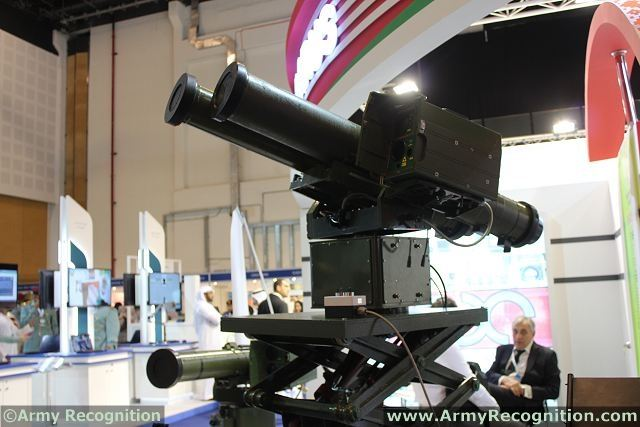 Defense Industry of Belarus presents its Shershen ATGM Anti-Tank Guided Missile at DSA 2016 640 001