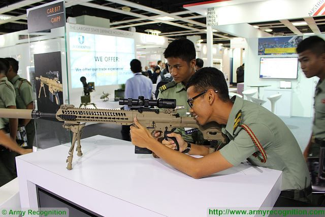 During four days Kuala Lumpur in Malaysia becomes the center of the world for defense industries 640 001