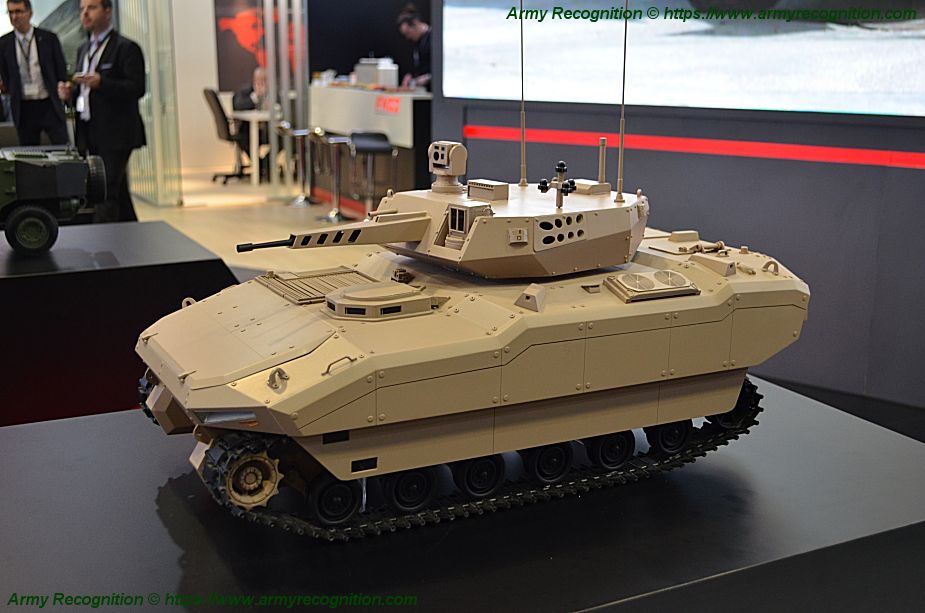 FNSS from Turkey continues to market its range of combat vehicles in Southeast Asia 925 001