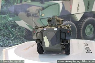 AV8 AV-8 8x8 armoured vehicle personnel carrier technical data sheet specifications information description pictures photos images video intelligence identification Malaysia Malaysian army defence industry military technology