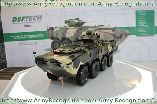 Denel has signed a 340 million euro (R3.5 billion) contract with Malaysia to supply a range of turret and integrated weapon systems to be fitted onto Deftech AV8 8 X 8 armoured infantry fightingvehicles. The deal has been several years in the making.