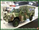 At DSA 2012, Defence Services Asia Exhibition, the Malaysian Company Weststar MAXUS shows the new 4x4 light tactical vehicle Weststar 4x4 GS Cargo delivered to the Malaysian Army. Currently 11 vehicles are already in service in the Malaysian Armed Forces.