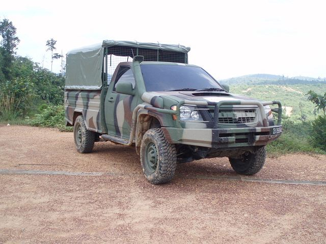 The Malaysian Defence Minister is saying that the Weststar Group had been given the contract for new 4X4 vehicles for the Armed Forces. Weststar GSC 3/4 ton provides arm forces with vehicles that are designed to meet a wide range of security and defence roles.