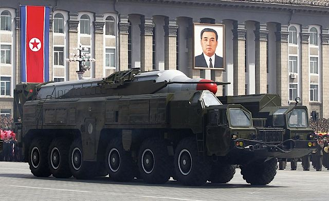 No-Dong-B BM-25 Musudan technical data sheet specifications information description video pictures photos images intelligence identification intelligence North Korea Korean army defence industry military technology 12x12 truck