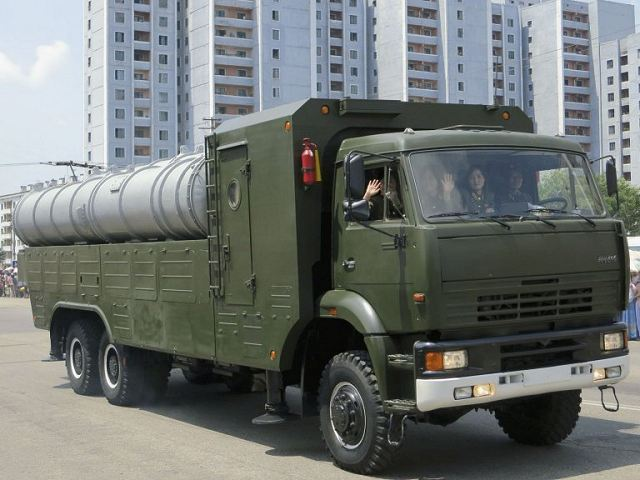 KN-06 Pongae-5 surface-to-air defense missile system North Korea Korean army military equipment industry 640 001