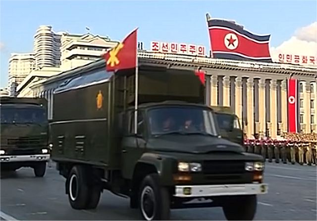 KN-06 Pongae-5 surface-to-air defense missile system vehicle technical data sheet specifications pictures video information description intelligence identification North Korea Korean army industry military technology equipment