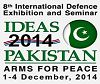IDEAS 2014 news visitors exhibitors information International Defence Exhibition  Karachi Pakistan army military defense industry technology