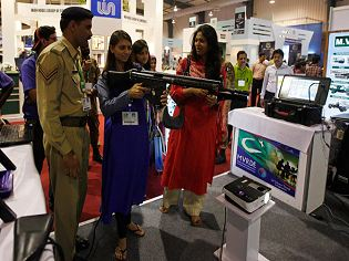 IDEAS 2014 Official Online Show daily news coverage report International Defence Exhibition Abu Dhabi United Arab Emirates army military defense industry technology