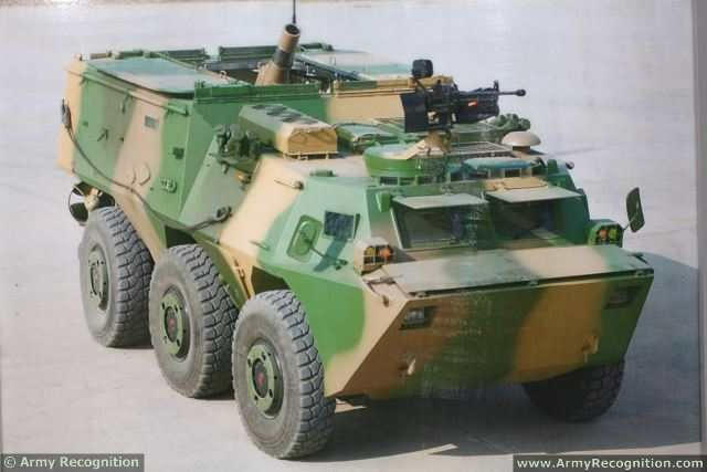 China North Industries Corporation, also known as NORINCO, has chosen IDEAS 2014 exhibition, which is held from 1st to 4th of December in Karachi, Pakistan, to extend its range of military vehicles by unveiling the SM4 120mm self-propelled mortar.
