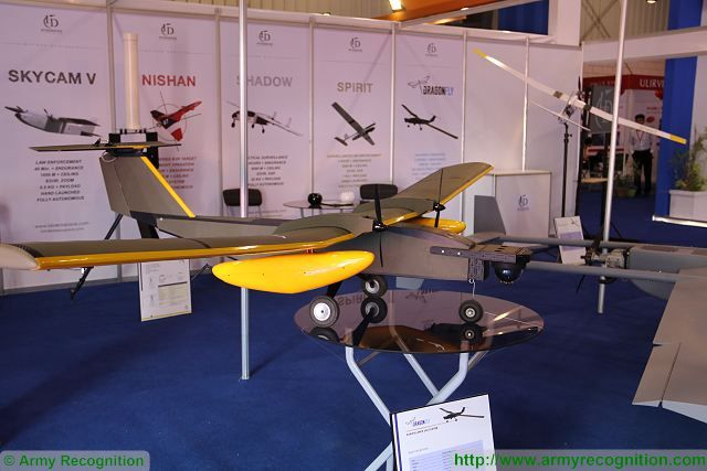 Dragon Fly electric powered UAV Integrated Dynamics IDEAS 2016 Karachi Pakistan 640 001