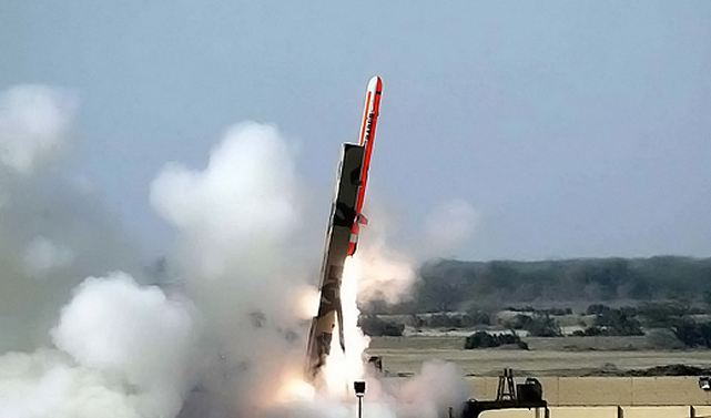 Pakistan tested nuclear- capable Hatf-7 cruise missile having a range of 700 km that can hit targets in India, saying the launch was aimed at consolidating the country's strategic deterrence capability and strengthening national security. The Hatf-7 missile would be equipped with stealth technologies.