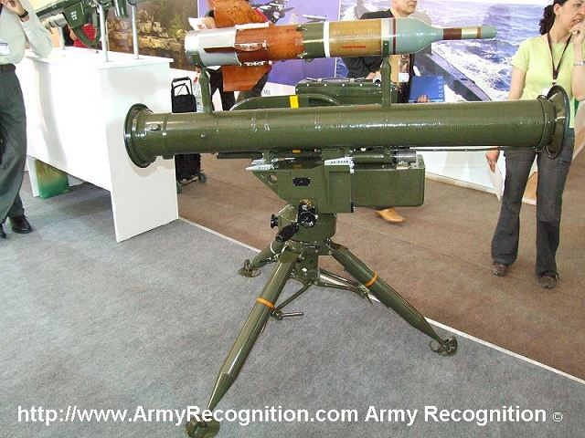 Chinese Defense Industry Company NORINCO (China North Industries Corporation ) is able to export Chinese-made HJ-8 anti-tank guided missiles to 20 countries thanks to a collaboration with Pakistan. Pakistan produces a local version of the HJ-8 under the name of Baktar Shikan .