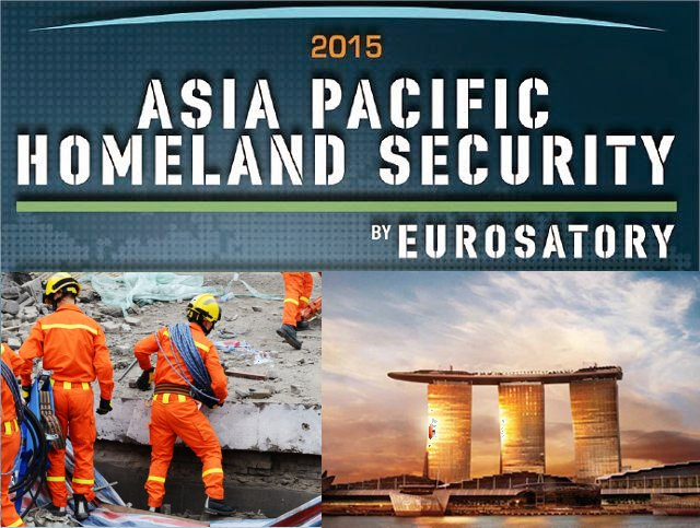 APHS 2015 pictures Web TV Television ASIA PACIFIC HOMELAND SECURITY October 27 to October 30 2015 Singapore 30107156