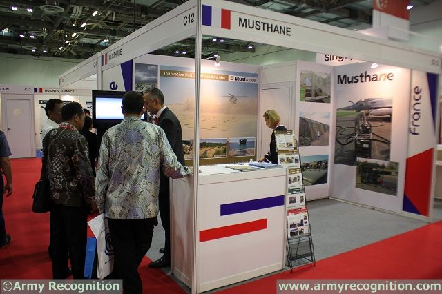 Musthane APHS 2015 Singapore security exhibition small