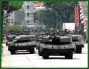 Singapore's former Minister Mentor Lee Kuan Yew has said that as a small country, Singapore needs a strong military to ensure its continued survival, local TV Channel NewsAsia reported on Saturday, May 19, 2012.