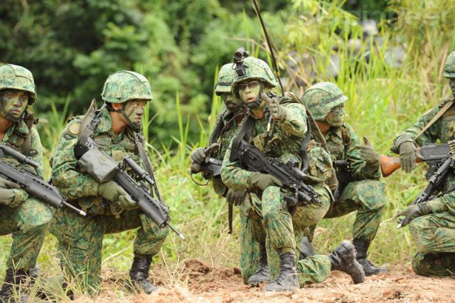 Why Is Singapore Armed To The Teeth?   21st Century Asian Arms Race