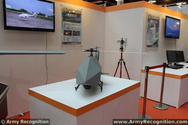 The Chung-Shan Institute of Science and Technology (CSIST) of Taiwan unveils its new Mini-UAV Unmanned Aerial Vehicle Magic-Eye at TADTE 2013, the Taipei Aerospace and Defense Technolgy Exhibition which was held from 15 to 18 August 2013 in Taipei, Taiwan.