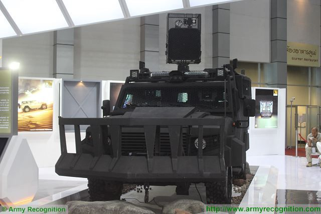 At the Defense & Security 2015 International Exhibition in Bangkok (Thailand), NIMR, the military vehicle manufacturer based in the UAE, has announced a new phase in the company's growth and development plans with the launch of its award-winning, combat-proven military vehicles into the Asian market.