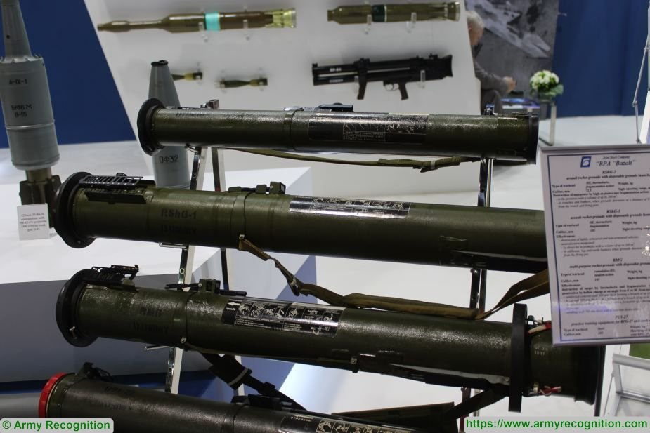 Techmash presents wide range of munitions at Defense and Security 2017 Thailand show 925 002