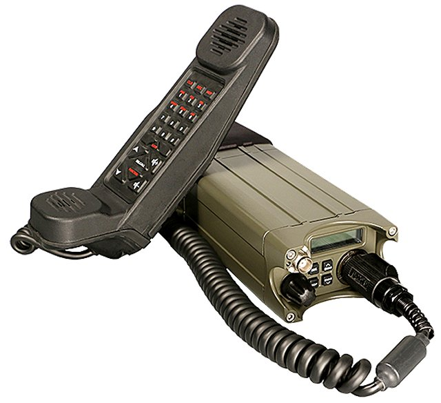 Barrett Communications PRC 2080 5W VHF Hand Portable package 640 001