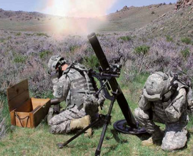 M8-1165 and M8 136581mm Mortars 640 001
