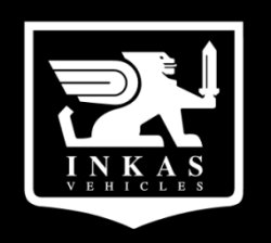 Inkas Vehicles Logo 250 Square
