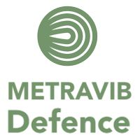 Metravib Acoem detection localization solutions defence civil sectors France French defence industry military technology logo 200x200 001