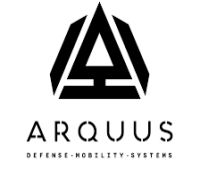ARQUUS tactical armored military army vehicle logo 200x177 001