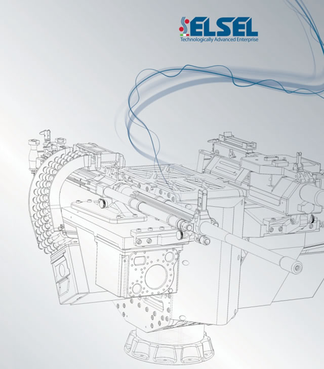 ELSEL electrical electronic electro-mechanical defense equipment top