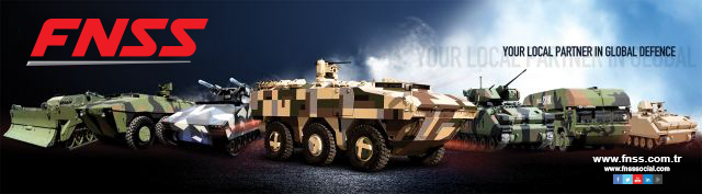 FNSS Savunma Sistemleri manufactuer and supplier of armoured vehicles Turkey Turkish defence industry 640 2016 001