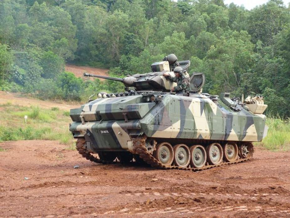 FNSS acv15 ifv infantry fighting vehicle turkey company 925 001