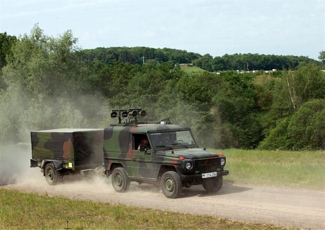 The Family of Light and Medium-Weight Tactical Trailers is used by the German Army and other international forces to enhance mobility and logistics capabilities throughout the battlefield. Our trailer systems are especially designed for missions involving extraordinary burdens in extreme and arduous terrain.