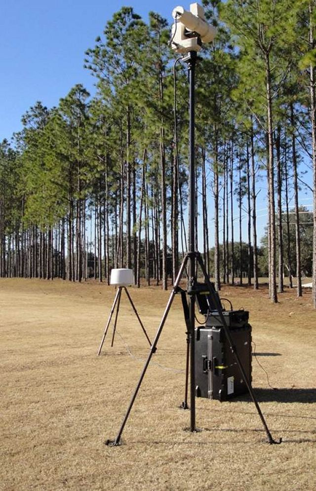 The Expedition Series masts are portable, field-erected masts. They are a fast and easy solution for elevating a variety of payloads, including lighting, cameras and antennas.