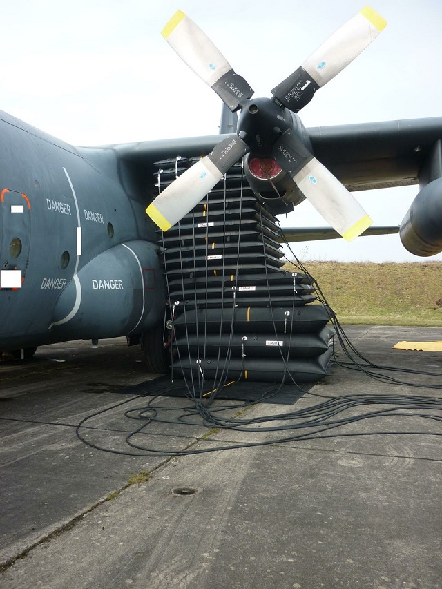 Aircraft Recovery Equipment Solutions Lifting Bags