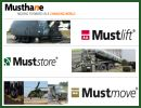 Musthane, thanks to its know-how and experienced engineering team, supports its customers in inventing new concepts by integrating the idea of mobility and flexibility. Musthane design products and capital goods on the basis of composite structures, polymers and technical textiles for the defence industry.