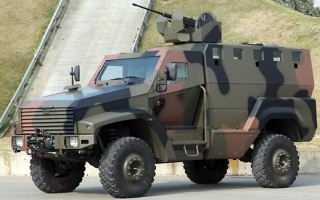 Otokar defense company industry armoured vehicle weapons tanks designer production manufacturer distributor Turkey Turkish wheeled military combat army