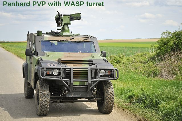 Panhard provides appropriate solutions facing operational requirements, from the A3F vehicle for airborne units to the PVP protected vehicle in line with NATO STANAG Level 2. More than 930 PVP vehicles have been ordered by the French Army. The PVP is intended to enhance the mobility and protection of support and logistic units. Currently, the Panhard PVP is deployed in Lebanon and Afghanistan since 2009.