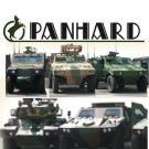 Panhard is currently a French manufacturer of light tactical and military vehicles. Its current incarnation was formed by the acquisition of Panhard by Auverland in 2005. Panhard had been under Citroën ownership, then PSA (after the 1974 Peugeot Citroën merger), for 40 years.