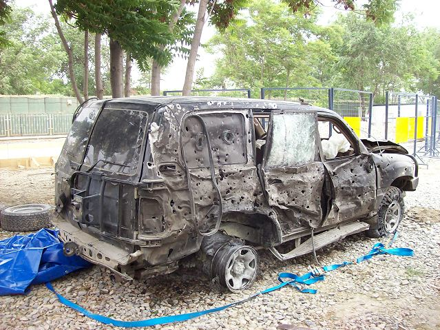 Bullet Proof Windows Cost >> Stoof International armoured vehicles with bullet-proof ...