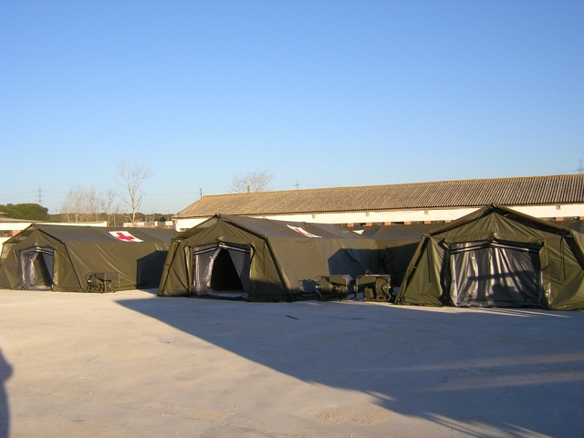 Utilis TM range shelters can be used for many differing applications such as emergencies accommodation & Field military army rapid deploy CBRN COLDPRO shelters tents ...