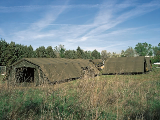 UTILIS Military Tent/Shelter, Field Camp, Field Hospital & Medical Post