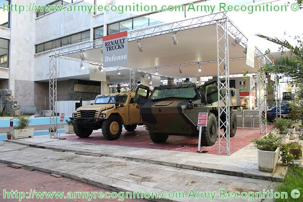 Strong presence of the French defence industry at the ...