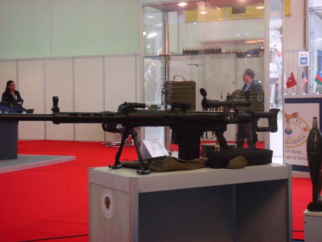 Azerbaijan confirmed his participation in the Minsk defense exhibition, MILEX 2011, more than hundred enterprises from several countries already confirmed its intention to participate in the sixth international exhibition of armaments and military equipment MILEX-2011, which will be held in Minsk from May 24 to 27.