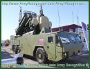 T38 Stilet T381 short range air defence missile system technical data sheet description information pictures photos images identification intelligence Belarus army defence industry military technology combat launcher unit vehicle