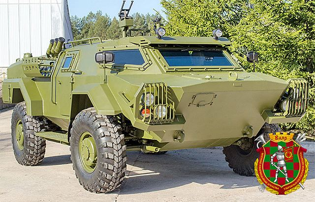 "Belarus has unveiled a new modernized version of the Soviet-made wheeled reconnaissance vehicle BRDM-2, under the name of ""Caiman"". According a Belarusian military magazine, the new vehicle was developed to offer a modern reconnaissance vehicle for the Belarusian Army but also for the international market."