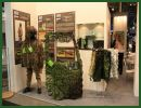The Czech Company B.O.I.S Filtry presents at the International Exhibition of Defence Technologies IDET 2011, its range of camouflage products, including its range of multispectral modile camouflage products.